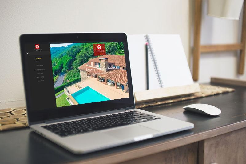 Villa Magnolia - Luxury Property Toscana